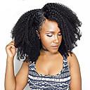 economico Stole da matrimonio-3 pacchetti Brasiliano Afro Afro Kinky 10A capelli naturali Remy Cappelli veri Trama 10inch-22inch Naturale Tessiture capelli umani Inodore Soffice vendita calda Estensioni dei capelli umani Per