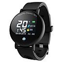 preiswerte Smartuhren-Y6 Plus Smartwatch Android iOS Bluetooth Smart Sport Wasserfest Herzschlagmonitor Stoppuhr Schrittzähler Anruferinnerung AktivitätenTracker Schlaf-Tracker