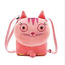 お買い得  キッズバッグ-女の子 バッグ ポリエステル キッズバッグ ジッパー ピンク