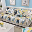 זול כיסויים-כיסוי ספה / כרית הספה צבעים מרובים / עכשווי מרופד כותנה כיסויים