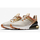 cheap Men's Athletic Shoes-Men's Comfort Shoes Faux Leather Spring / Summer / Fall Sporty / Casual Athletic Shoes Running Shoes / Fitness & Cross Training Shoes / Walking Shoes Khaki NIKE