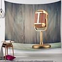 levne Nástěnné tapiserie-Klasický motiv Wall Decor 100% polyester Moderní Wall Art, Nástěnné tapiserie Dekorace