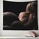 preiswerte Wandteppiche-Klassisch Wand-Dekor Polyester Modern Wandkunst, Wandteppiche Dekoration