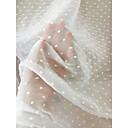 preiswerte Handwerk & Nähen-Tüll Geometrisch Muster 150 cm Breite Stoff für Brautkleidung verkauft bis zum 0,45 m