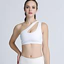 halpa Pyöräilykäsineet-Activewear Yläosat / Jooga Naisten Kouluts / Suoritus Nylon / Elastaani Bandage / Kuminauhalla Hihaton Rintaliivit