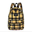 hesapli Okul Çantaları-Polyester Fermuar Okul Çantası Okul Beyaz / YAKUT / Sarı