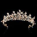preiswerte Haar Accessoires-Dekorationen / Kerzenfarbe Haarschmuck Krystall Perücken Accessoires Damen 1 pcs Stück cm Schultaschen / Quinceañera & Der 16te Geburtstag / Geburtstag Kristall / Kopfbedeckungen / Diamant / Strass