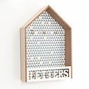 זול מדפים ומדפי קיר-בתים קיר תפאורה עץ ארופאי וול ארט, מדפים ומדפי קיר תַפאוּרָה