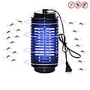 halpa Koristevalot-1kpl LED Night Light Viininpunainen AC-virtalähde Hyönteisten Mosquito Fly Killer / Karkottimet 220-240 V