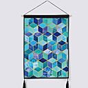 halpa Seinämaalaukset-Klassinen teema Wall Decor Polyesteri Klassinen Wall Art, Seinävaatteet Koriste