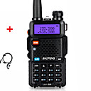 billige Walkie-talkies-baofeng walkie talkie uv-5r tovejs cb radio opgraderingsversion baofeng uv5r 128ch 5w vhf uhf 136-174mhz& 400-520mhz