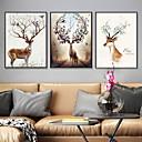 זול אומנות ממוסגרת-מצחיק קיר תפאורה לא ארוג מוצק וול ארט, שטיחי קיר תַפאוּרָה