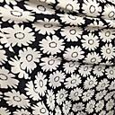 halpa Wedding Dress Fabric-Sifonki Kukkakuviot Pattern 150 cm leveys kangas varten Erikoistilanteet myyty mukaan 0.5m