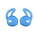 זול אביזרים לאוזניות-אפל סיליקון אוזניות מגן עבור ספורט אלחוטית אוזניות Bluetooth להגדיר אוזניות מתאם לכסות אביזרים עבור Apple iPhone 7/8 / 7plus / 8plus / x / xs / xr / xsmax