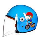 povoljno Sigurnost-Polu-kaciga Djeca Uniseks Motocikl Kaciga Jednostavan dressing / Dijete sigurno Case / Ultra Light (UL)