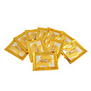 billiga Skin Care-Enfärgad 10 pcs Fuktig Rynkreducering / Anti-åldrande / Behandling av mörka ringar Öga Traditionell / Mode Kits / Multifunktion Smink Kosmetisk Gel