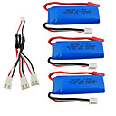cheap RC Parts & Accessories-WLtoys K969 K979 K989 K999 P929 P939 1 set Battery Quick Charging