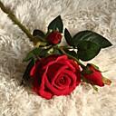 זול פרחים מלאכותיים-פרחים מלאכותיים 1 ענף קלאסי סגנון מינימליסטי ורדים
