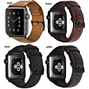 cheap Smartwatch Bands-Watch Band for Apple Watch Series 4/3/2/1 Apple Modern Buckle Genuine Leather Wrist Strap