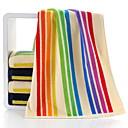 זול מגבת רחצה-איכות מעולה מגבת רחצה, קווים / גלים כותנה טהורה 1 pcs
