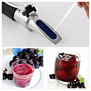 Χαμηλού Κόστους Δοκιμαστές και ανιχνευτές-rz αλκοολικός διαθλασίμετρος ζάχαρη συγκέντρωση κρασιού σταφυλιών 0 ~ 25% αλκοόλ 0 ~ 40% brix tester μετρητής atc rz121 φορητό εργαλείο