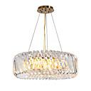 cheap Pendant Lights-8-Light Pendant Light Ambient Light Painted Finishes Crystal 110-120V / 220-240V