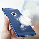 povoljno iPhone maske-Θήκη Za Apple iPhone X / iPhone 8 Plus / iPhone 8 Otporno na trešnju / Ultra tanko / Mutno Stražnja maska Jednobojni Tvrdo PC