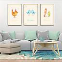 cheap Framed Arts-Framed Art Print Framed Set - Cartoon PS Photo Wall Art
