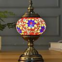 billige Bordlys-Kunstnerisk Nyt Design Bordlampe Til Soveværelse / Læseværelse / Kontor Metal 220 V