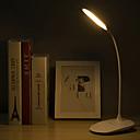halpa Työpöytävalaisimet-Yksinkertainen Silmäsuoja / Säädettävä / LED Lukuvalot Käyttötarkoitus Työhuone / toimisto / Sisällä Muovi Valkoinen