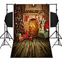 זול בלונים-קישוטים לחג קישוטי חג מולד קישוטים לחג המולד דקורטיבי חום 1pc