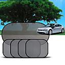 זול צמידי גברים-5pcs רכב שמשיה קל משקל רזה עמיד מגן השמש לשמש עבור חלונות המכונית
