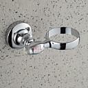 זול סבון כלים-סבון כלים & מחזיקים יצירתי עכשווי פלדת אל חלד / ברזל 1pc מותקן על הקיר