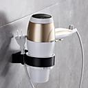 رخيصةأون جواكيت الدراجة-رف الحمام متعددة الوظائف الحديث الالومنيوم 1PC - حمام مثبت على الحائط