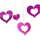 cheap Holiday Party Decorations-Holiday Decorations Holidays & Greeting Decorative Objects Party Purple 1pc