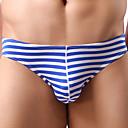 זול בגדים צמודים-בגדי ריקוד גברים בסיסי תחתונים כותנה חלק 1 מותן נמוך