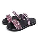 povoljno Dječje tenisice-Djevojčice PU Sandale Djeca / Tinejdžer Udobne cipele Crn / Pink / Light Pink Ljeto