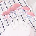 זול עוגיות כלי-5pcs לא ארוג יצירתי לעוגה מעצבי קינוח כלי Bakeware
