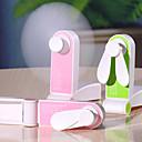 זול אדרטלים & סל-1pc מיני מיני טעינה כיס קיפול מאוורר נייד ידני מאוורר קטן יצירתי מכשירים קטנים שולחן העבודה
