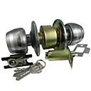 זול דלת חומרה & מנעולים-מנעול דלת כדור פלדה כפולה מנעול הדלת