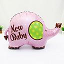 זול ימי הולדת-קישוטים לחג לשנה החדשה חפצים דקורטיביים חיות / מודרני, חדשני ורוד 1pc