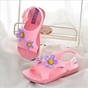 povoljno Dječje sandale-Djevojčice PVC Sandale Dijete (9m-4ys) / Mala djeca (4-7s) Udobne cipele Zelen / Pink / Badem Ljeto