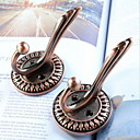 cheap Curtain Rods & Hardware-Curtain Accessories  N / A Wall Hooks / Door Hooks / Hooks Zinc Alloy 2pcs
