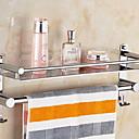 זול מדפי מקלחת-צדף לחדר האמבטיה יצירתי עכשווי פליז 1pc