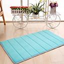 זול מחצלות ושטיחים-1pc מודרני שטיחונים לאמבטיה כותנה יצירתי 5mm חדר אמבטיה עיצוב חדש / מגניב