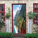 זול עיצוב וקישוט לקיר-תקציר, נוף, קיר, מדבקות Foto 3D, קיר, מדבקות, לוח, מדבקות קיר, דקורטיבי, קיר, מדבקות, מדבקות, מדבקות, ויניל, דף הבית, קישוט