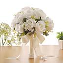 povoljno Cvijeće za vjenčanje-Cvijeće za vjenčanje Buketi Vjenčanje / Special Occasion Platno 31-40 cm