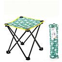 זול כיסויים-כיסא שרפרף קמפינג חיצוני נסיעות סגסוגת פלדה ניילון אוקספורד ל 1 אדם חוף קמפינג אודם ירוק