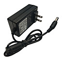 זול תאורת אופנוע-1pcs ac 100-240v כדי dc 12v 3a שנאי מתג eu / uk / אותנו תקע 36w 5.5 * 2.1mm ספק כוח מתאם עבור הוביל רצועת גמישות האורות