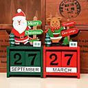 זול בלונים-קישוטים לחג קישוטי חג מולד קישוטים לחג המולד דקורטיבי ירוק 1pc